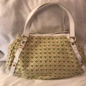 Palm Beach Chic! Stubbs & Wootton Handbag